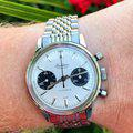 Thumbnail Get the BoR vintage look on your 19mm Heuer Carrera CV2111-0 4