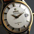 Thumbnail FS: 1960s YG Omega Constellation Ref: 168.005 with Silver Pie-Pan Dial 4
