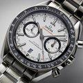 Thumbnail fsot - Omega Speedmaster - Racing Master Co-Axial 44.25mm - White Dial ( new / 2020 ) 4