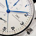 Thumbnail fsot - IWC Portuguese Chronograph - NEW In-House Movement - IW371605 ( new / 2020 ) 10