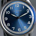 Thumbnail FS: Kobold Shackleton Limited Edition with Blue Dial 4