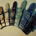 Thumbnail FS: 7 crocodile Panerai straps & some custom ultralength straps Porder801~806 & custom straps Porder601~610. Cheergiant straps     1