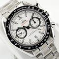 Thumbnail fsot - Omega Speedmaster - Racing Master Co-Axial 44.25mm - White Dial ( new / 2020 ) 7