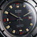 "Thumbnail FS: 1969 Bulova Snorkel 666 Ref: 774 ""Devil Diver"" 4"