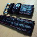 Thumbnail FS:Svw220~Svw228 custom straps: CARL F. BUCHERER, Chopard,CITIZEN,VERSACE,AP ROO. Cheergiant straps 14