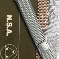 Thumbnail NSA Swiss bracelets all NOS Movado Certina Zenith others 32