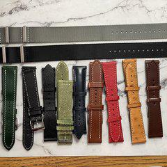 [WTS] 18,19,20,22mm watch straps(mainly 20)