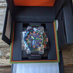 [WTS] Casio G-Shock Frogman Borneo Rainbow Toad Limited Edition GWF-A1000BRT-1AER - Never Worn