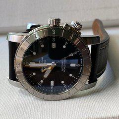 [WTS] Glycine Automatic World Timer (Double Twelve) GL0062 42mm Pre-Owned $300 Shipping and fees included!