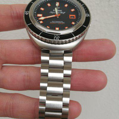 Fs Only: LNIB Zodiac SuperSeaWolf 68 - Europe
