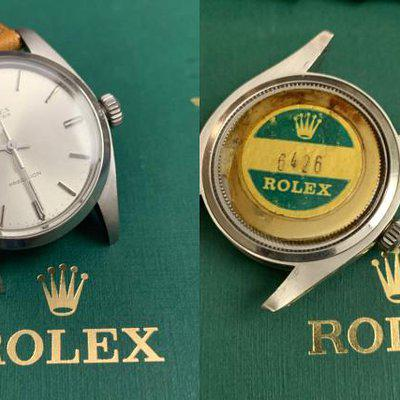 FS: Rolex Stainless Steel No Date Oyster Precision - Model 6426