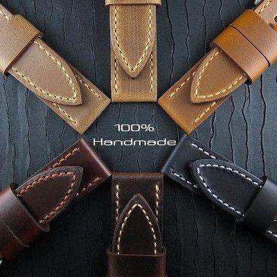 FS: EUROPELLI CUSTOM HANDMADE STRAP SALE: 30 World-Class Horween Leathers + $25.00 Off!