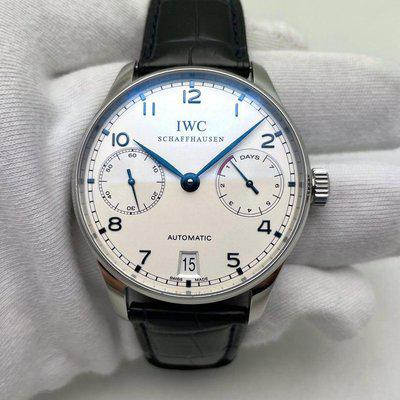 [WTS][WTT] IWC Portugieser Automatic 5001 7 Day - Serviced 2021