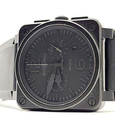 Bell and Ross Chrono