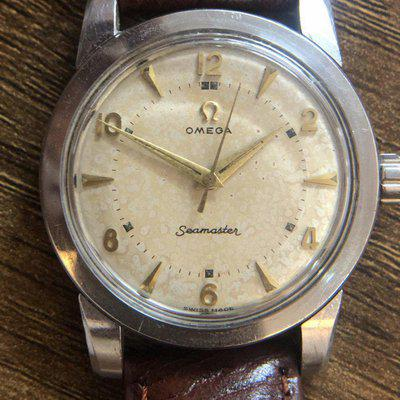 FS - Omega Seamaster 2761 cal. 420 from 1954 - €350
