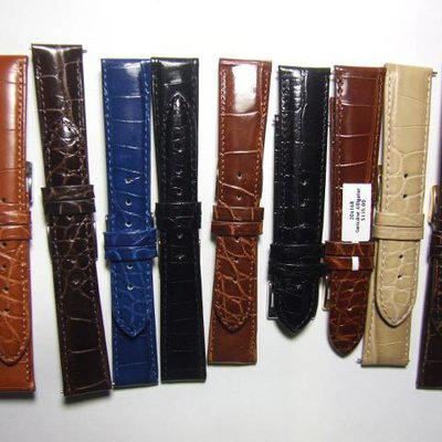 Hand Made in Italy Alligator Sale Square grain, exotic grain, matte, glossy, short, regular and long
