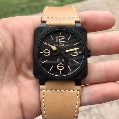 FS: Bell & Ross BR03-92 Heritage Complete Missing Card