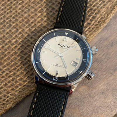 FS: SOLD - Alpina Seastrong 300 Heritage - $550