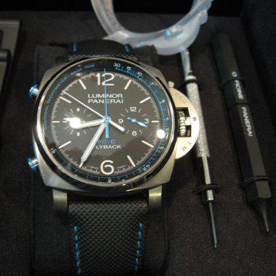 FS: Panerai Flyback 764 Flyback Chronograph