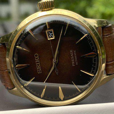 Seiko SARY134 Limited Edition Presage in box with papers $450 Paypal Accepted