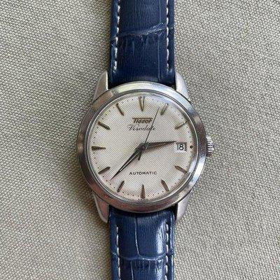 [WTS] Tissot Visodate 1950s vintage with rare honeycomb dial