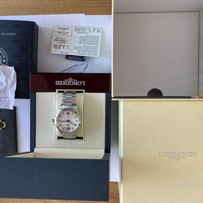 Longines Conquest VHP 39 mm