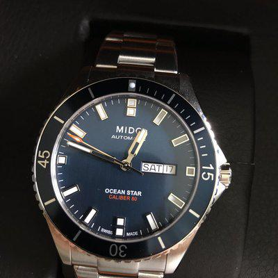 [WTS]- Mido Ocean Star 200 - New in box (Box and papers)