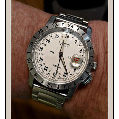 Glycine Airman 1953 NOON .......SOLD SOLD SOLD