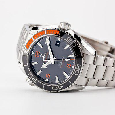 fsot - Omega Planet Ocean - 8900 - Orange - 43.5mm - 215.30.44.21.01.002 (new / 2020)