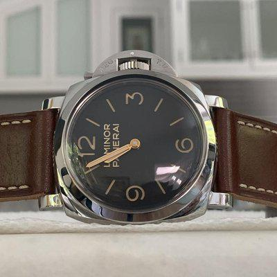 FS: Panerai Luminor PAM 372 1950 3 Days 47mm Watch w/ Boxes + Papers! COMPLETE! WOW!