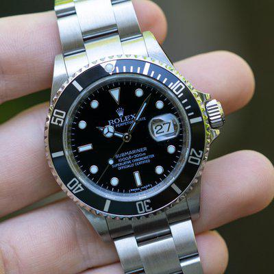 [WTS] Rolex Submariner Date Ref. 16610 (M-Serial) | Engraved Rehaut | $9,995 Shipped