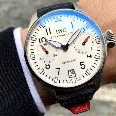 FS - IWC Big Pilot DFB Limited Edt. 250 Pieces 46mm IW500432