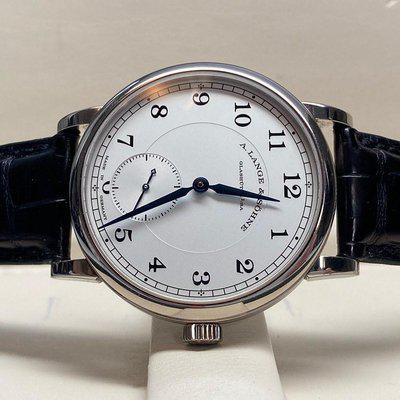 FSOT: A. Lange & Sohne 1815 Ref. 235.026 18kt WG White Gold 38.5mm Box & Papers