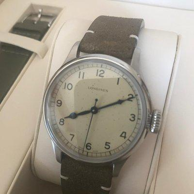 FS Longines Heritage Military Automatic Watch