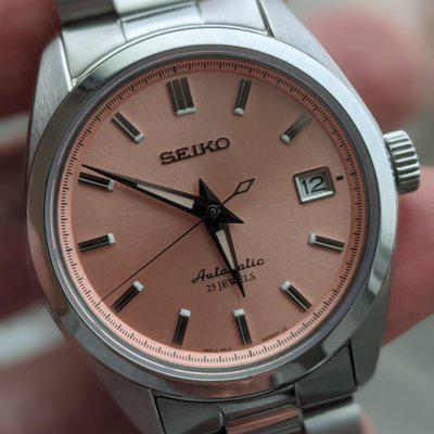 FS: Seiko SARB035 with SARB037 US Custom (MOD) Dial Uncle Seiko Box and Papers