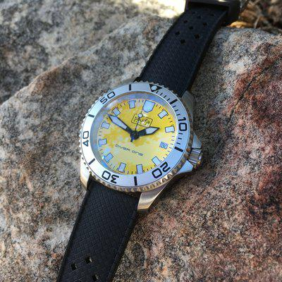 FS: Scurfa Diver One D1-500 Yellow