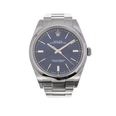 FS: Rolex Oyster Perpetual 39 Ref. 114300 *Blue Dial*