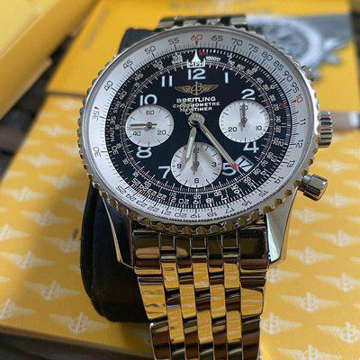 BREITLING A23322 Navitimer Automatic box and papers