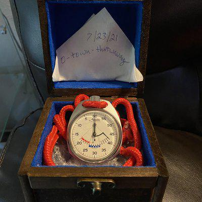 [WTS/WTT] *HUGE PRICE DROP* 1960's Minerva Regatta Yacht Timer w/ Extras (Made by Me!)