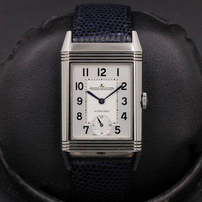 FSOT: JAEGER LECOULTRE - Reverso - Night & Day - 278.8.56 - Stainless Steel - 46mm