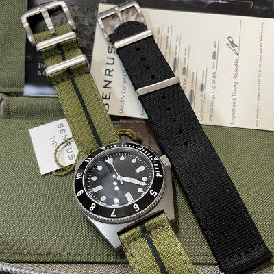 FSOT BENRUS TYPE 1 MILITARY HODINKEE RE-ISSUE LIMITED EDITION