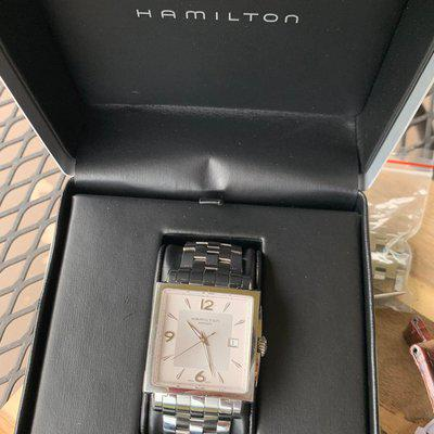 [WTS] Hamilton Square Jazzmaster H324150, Serviced May 2021 by Swatch US
