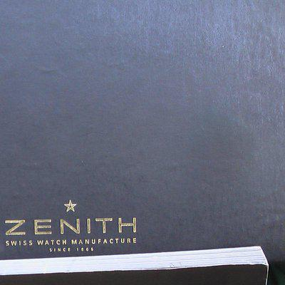 FS Zenith Defy Extreme Boxes Papers Great Condition
