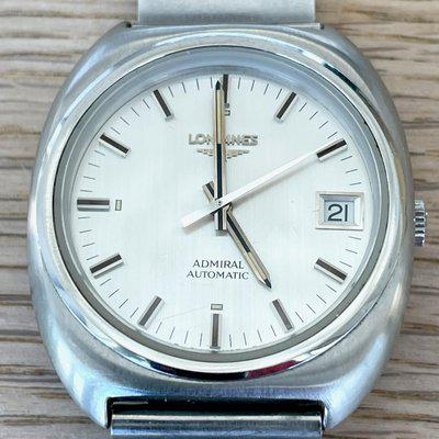 [WTS] Vintage Longines Admiral with Box, Papers, Stamped Warranty, and signed Extract.