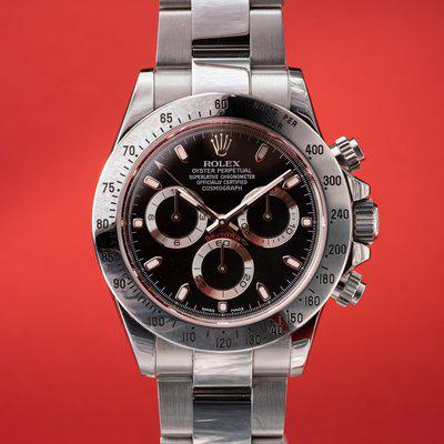 FS: 2011 Rolex Daytona 116520 with Papers