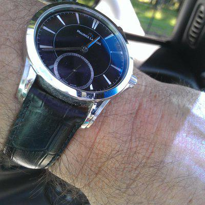 Maurice Lacroix Pontos Small Seconds Manual Wind