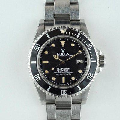 Rolex Sea-Dweller | 16660 - Triple6 - The Toolwatch!