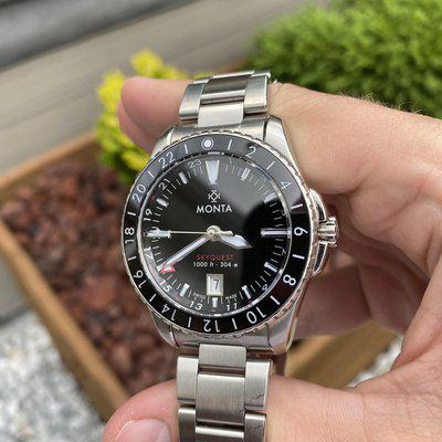 [WTS] Monta Skyquest w/ v2 clasp $1425