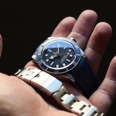 [WTS] Tudor bb58 blue dial with vanguard rubber
