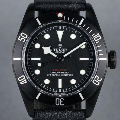 FS: 2021 Tudor Black Bay Dark Ref: 79230DK with Box and Papers